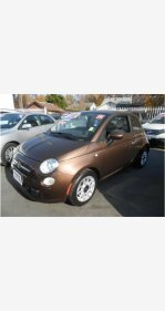 2012 FIAT 500 for sale 101240730