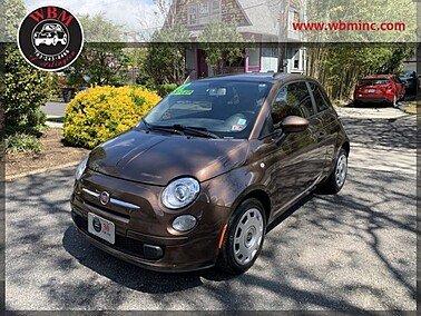 2012 FIAT 500 Pop Hatchback for sale 101313636