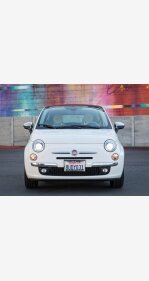 2012 FIAT 500 for sale 101435981
