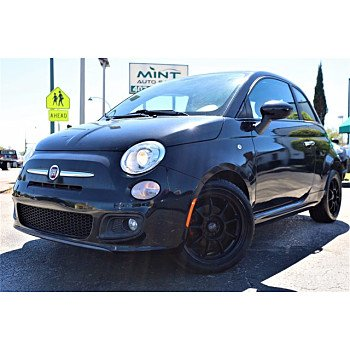 2012 FIAT 500 for sale 101466689