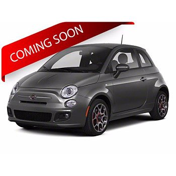 2012 FIAT 500 for sale 101562383