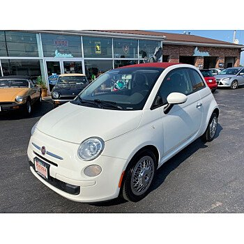 2012 FIAT 500 for sale 101579940