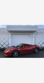 2012 Ferrari 458 Italia Spider for sale 101401518