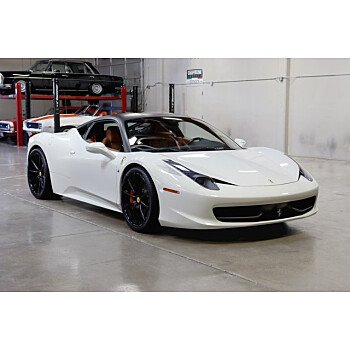 2012 Ferrari 458 Italia Coupe for sale 101420010