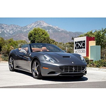 2012 Ferrari California for sale 101189122