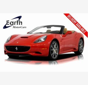 2012 Ferrari California for sale 101402290