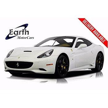 2012 Ferrari California for sale 101406944