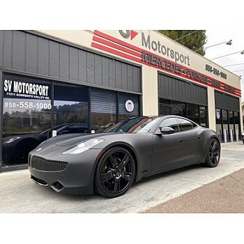 2012 Fisker Karma EcoSport for sale 101390709