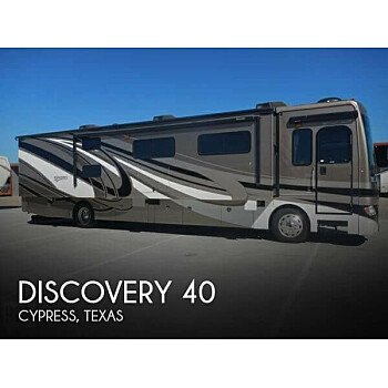 2012 Fleetwood Discovery for sale 300130052