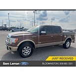 2012 Ford F150 for sale 101618209