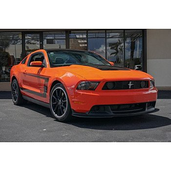 2012 Ford Mustang Boss 302 Coupe for sale 100974058