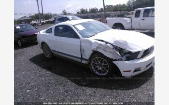 2012 Ford Mustang Coupe for sale 101015683