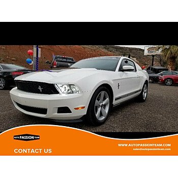 2012 Ford Mustang Coupe for sale 101090054