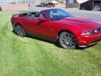 2012 Ford Mustang GT Convertible for sale 100770213