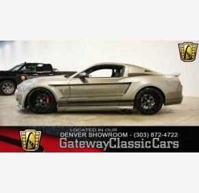 2012 Ford Mustang Shelby GT500 Coupe for sale 100978214
