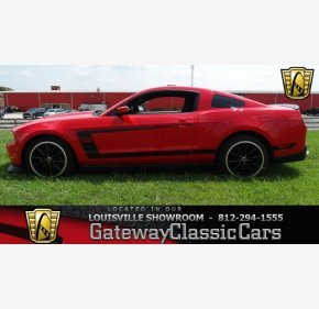 2012 Ford Mustang Boss 302 Coupe for sale 101017184