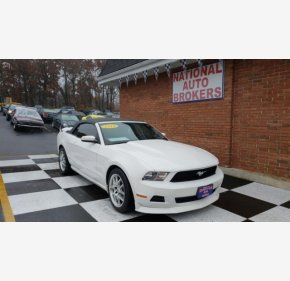 2012 Ford Mustang Convertible for sale 101059302