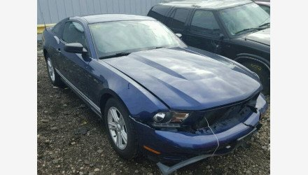 2012 Ford Mustang Coupe for sale 101067071