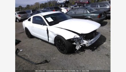 2012 Ford Mustang Coupe for sale 101110547