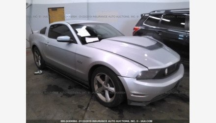 2012 Ford Mustang GT Coupe for sale 101110600