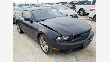 2012 Ford Mustang Coupe for sale 101112085