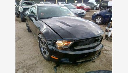 2012 Ford Mustang Coupe for sale 101117871