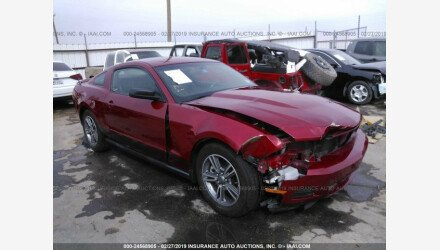 2012 Ford Mustang Coupe for sale 101122896