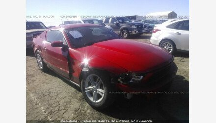 2012 Ford Mustang Coupe for sale 101123476
