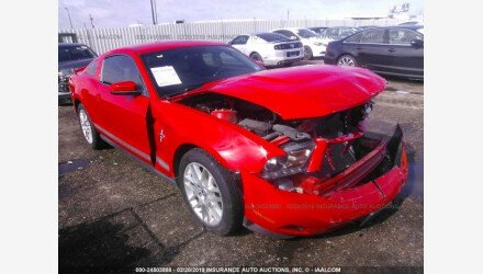 2012 Ford Mustang Coupe for sale 101123532