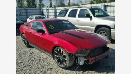 2012 Ford Mustang Coupe for sale 101125691