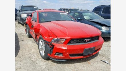 2012 Ford Mustang Coupe for sale 101125693