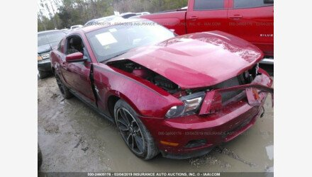2012 Ford Mustang Coupe for sale 101125787