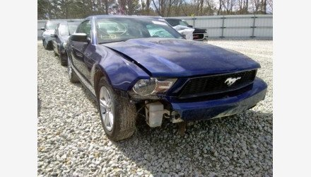 2012 Ford Mustang Coupe for sale 101126272