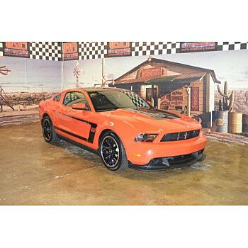 2012 Ford Mustang Boss 302 Coupe for sale 101187651
