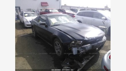 2012 Ford Mustang Coupe for sale 101190804