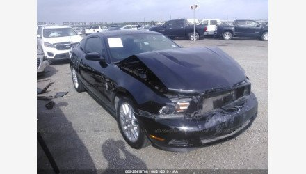 2012 Ford Mustang Coupe for sale 101191637