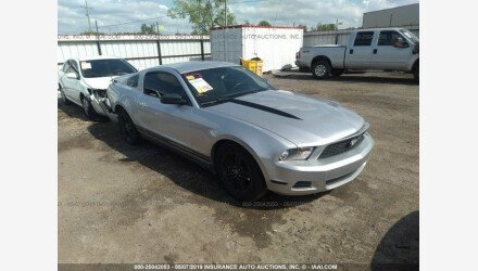 2012 Ford Mustang Coupe for sale 101199591