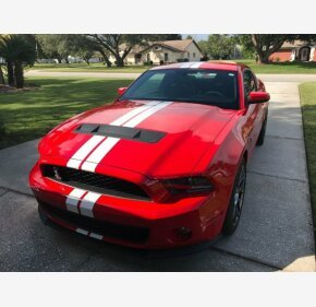 2012 Ford Mustang Shelby GT500 Coupe for sale 101208089
