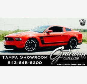 2012 Ford Mustang Boss 302 Coupe for sale 101215239