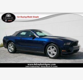 2012 Ford Mustang Convertible for sale 101220590