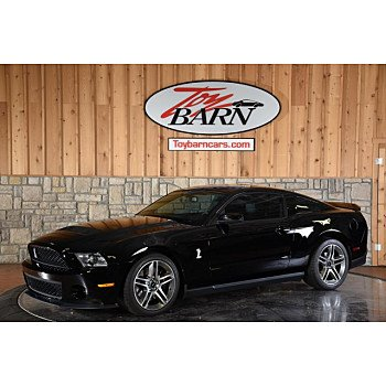 2012 Ford Mustang Shelby GT500 Coupe for sale 101228856