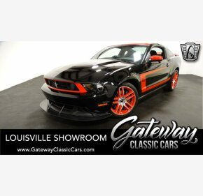 2012 Ford Mustang Boss 302 for sale 101242614