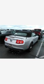 2012 Ford Mustang GT Convertible for sale 101244627