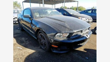 2012 Ford Mustang Coupe for sale 101270578