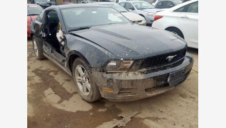 2012 Ford Mustang Coupe for sale 101270606