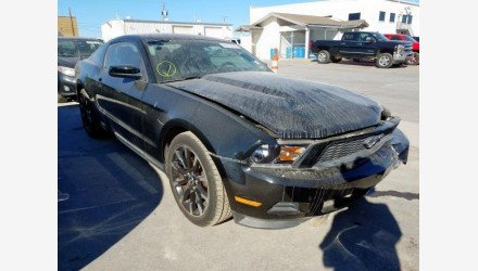 2012 Ford Mustang Coupe for sale 101270608