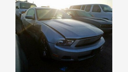 2012 Ford Mustang Coupe for sale 101273084