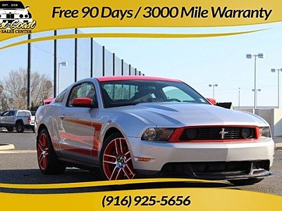 2012 Ford Mustang Boss 302 Coupe for sale 101273470