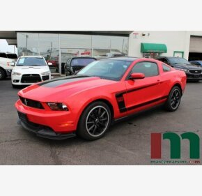 2012 Ford Mustang Boss 302 Coupe for sale 101281758
