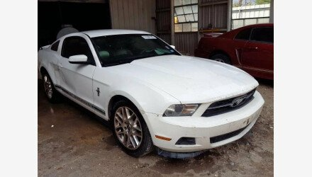 2012 Ford Mustang Coupe for sale 101306228